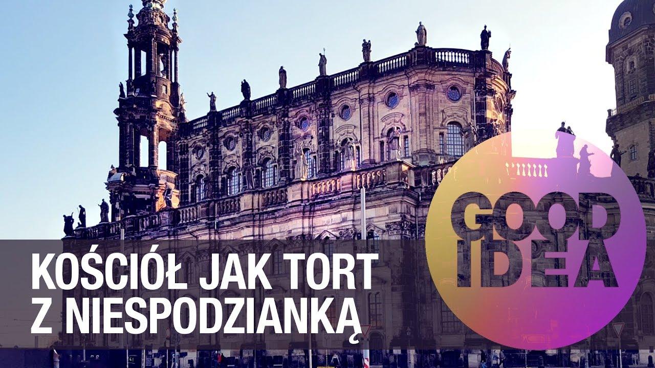 Hofkirche w Dreźnie: Augusta III tort z niespodzianką | GOOD IDEA